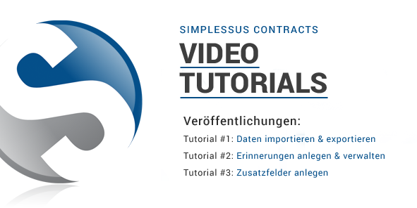 Contracts Video-Tutorials online!