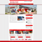 WordPress website for the company Röckelein GmbH