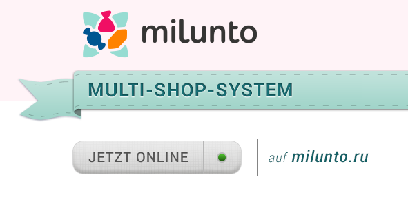 Multi-Shop-System Milunto online