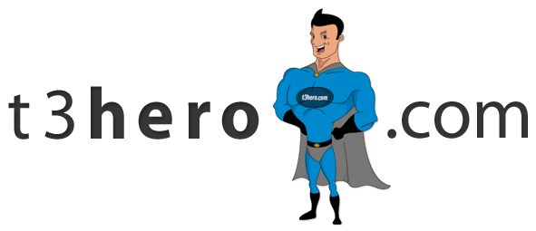 t3hero.com gelaunched