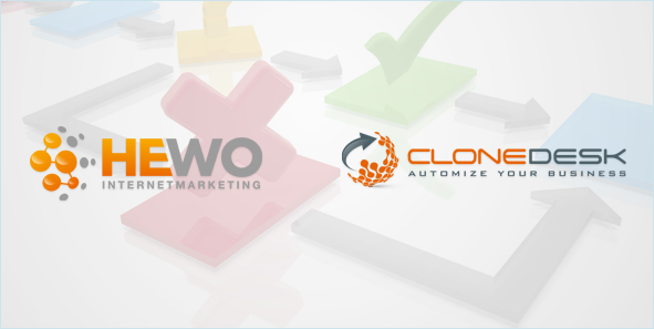 Workflow-Management with CloneDesk